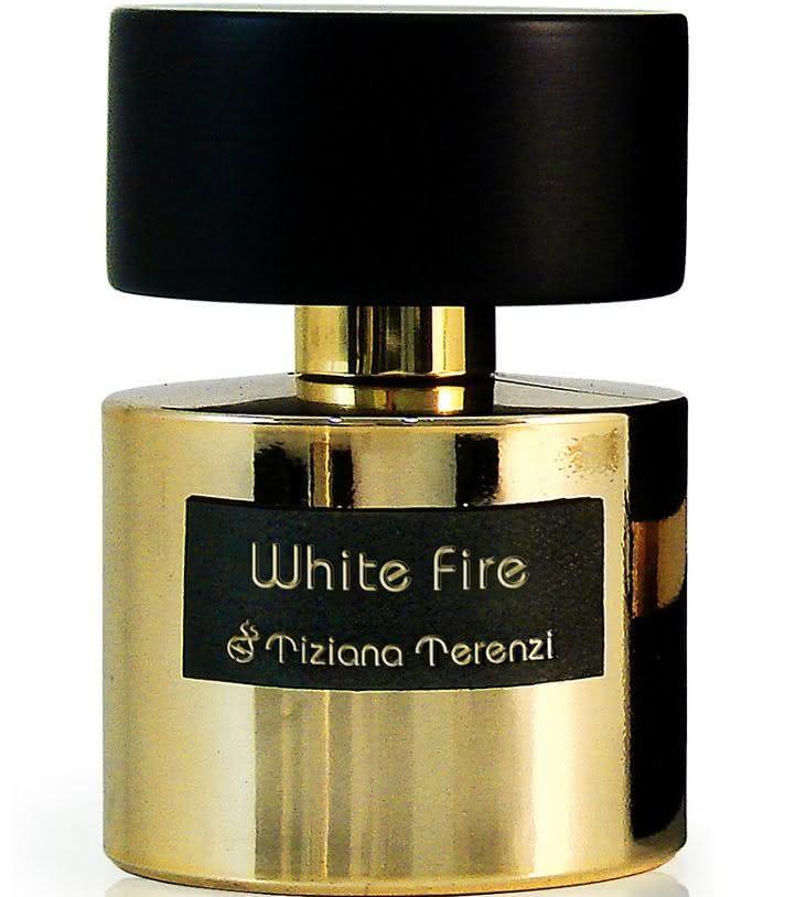 WHITE FIRE - EXTRAIT DE...