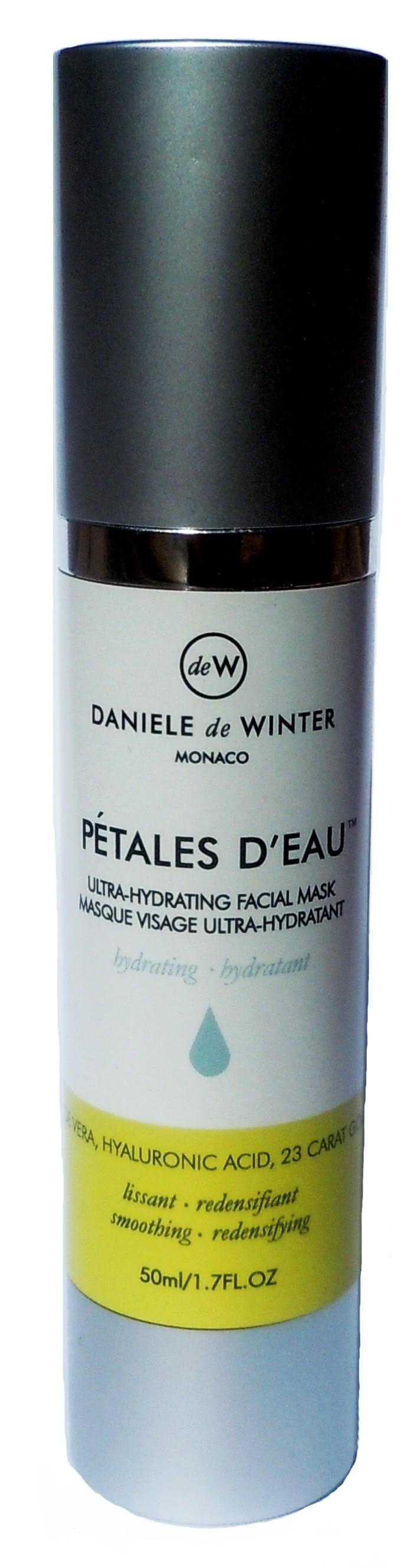 PÉTALES D'EAU - DANIELE DE...