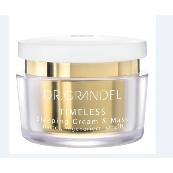 TIMELESS SLEEPING CREAM &...