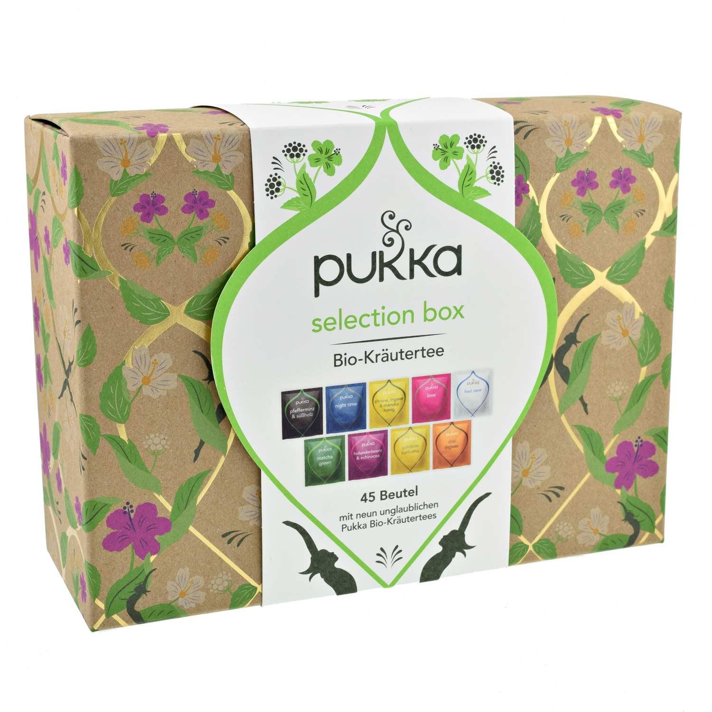 Tee Selection Box - Pukka