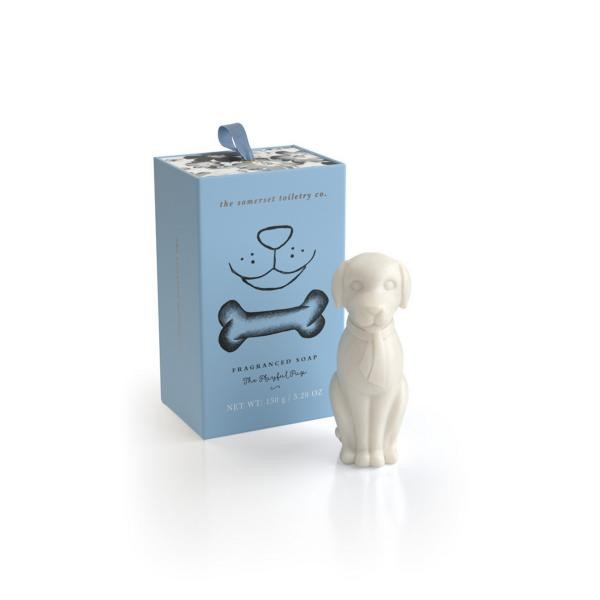 Dog Shaped Soap – Ginger &...