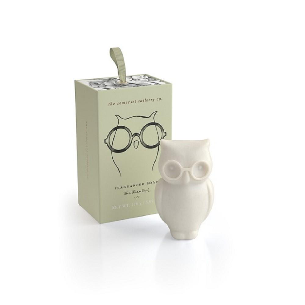 Owl Shaped Soap – Ginger &...