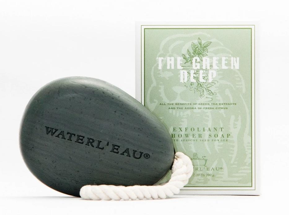 The Green Deep – Exfoliant...