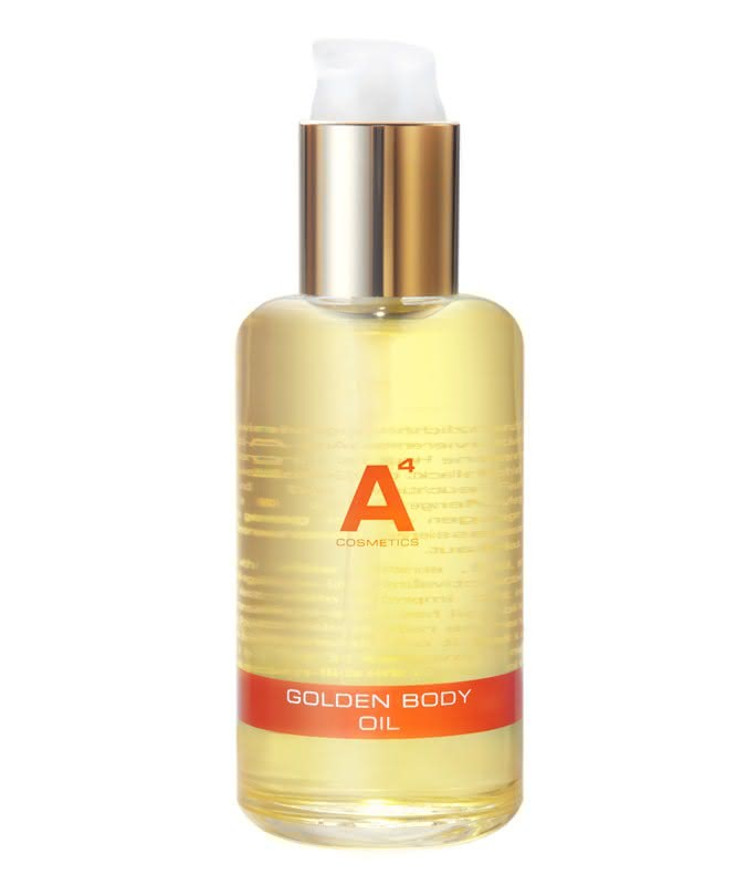 GOLDEN BODY OIL - A4 COSMETICS