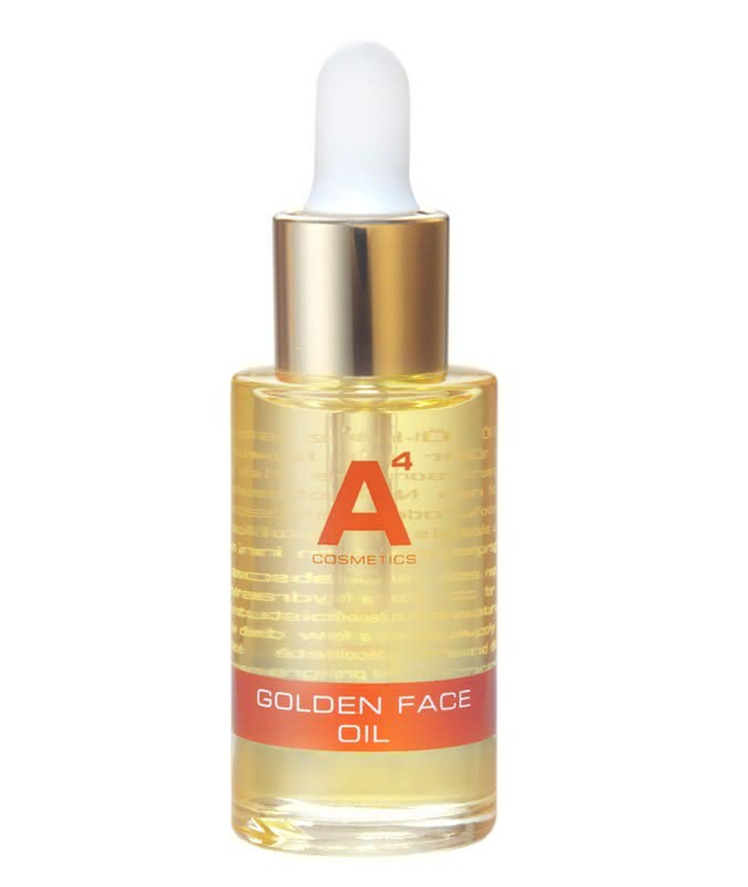 GOLDEN FACE OIL - A4 COSMETICS
